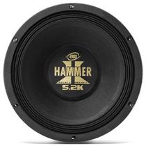 Woofer Eros E-12 Hammer 5.2k 12 Polegadas 2600w Rms Pancadão