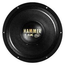 Alto Falante Woofer Eros E 12 Hammer 1.6k 800w Rms 12 Poleg