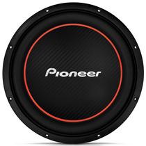 Subwoofer Pioneer 12 1300w 300w Rms Ts-w304r Bobina 4 Ohms