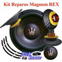Kit Reparo Falante Magnum Rex 15¨- 800 Rms - Subwoofer