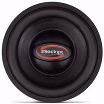 Subwoofer Ultravox Shocker Ciclone 850w Rms 12 2+2 4+4