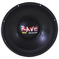 Woofer 12 Polegadas Bravox Rave Mr 2.2 Kw - 900 Watts Rms