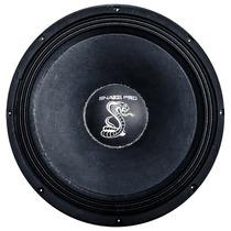 Alto Falante Woofer Snake Cobra 15.800k 15pol 800w Rms