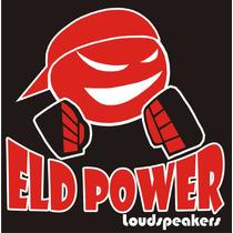 Reparo Do Sub Woofer 18 6000 3000w Rms - 4 Ohms - Eld Power