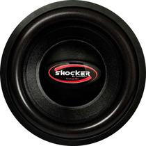 Alto Falante Shocker S65012 Subwoofer Twister 650 Wrms 4+4