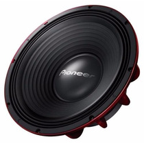 Sub Pioneer Ts W1200pro 12 Woofer Pro Cone-seco