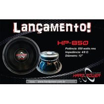 Hard Power 850 Rms