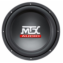Subwoofer De 12 Mtx Rt12-04 750w Som Automotivo