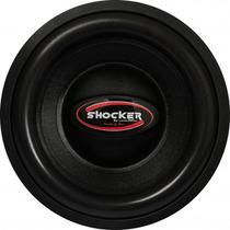 Ultravox Shocker Twister 650w Rms 12 Pol 2+2 Ohms Subwoofer
