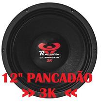 Alto Falante Ultravox C3012 3k Pancadão 3000w - 12 4 Ohms