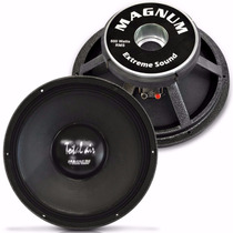 Alto Falante Magnum Woofer Total Air 15 Pol. 800w Rms 4 Ohms