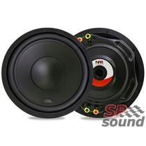 Subwoofer Nar Audio 10 2+2 Ohms 250w Rms 1022-sw-2 Série 2