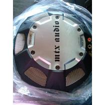 Mtx Falante Slim 12 400w Rmstt6512 Áudio 6512 Subwoofer