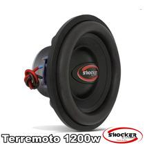 Subwoofer 15 Ultravox Shocker Terremoto 1200w Rms 2x2 Ohms
