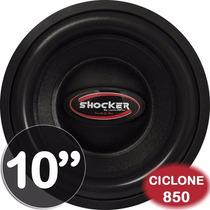 Alto Falante Sub 10 Ultravox Shocker Ciclone 850 Rms 4 Ohms