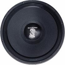Alto Falante Woofer Snake Cobra 18.3k 1500w Rms 4 Ohms