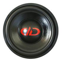 Subwoofer Dd Audio 800w Rms 15 Polegadas 4+4 Ohms New Dd1515