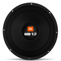 Woofer Jbl Selenium 12mb 1.2 Ch 12 600w Rms 8 Ohms Simples