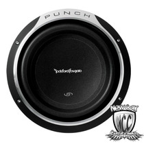 Subwoofer Slin P3sd410 Rockford Fosgate 300w Rms Dupla 4ohms