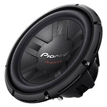 Subwoofer Pioneer Ts-w311s4 12 Polegadas 400w Rms Simpes