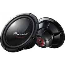 Auto Falante Sub Woofer Pioneer 310 D4 1400 Watts