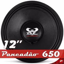Ultravox Pancadao 650 Rms 8 Ohms Alto Falante Woofer 12 Auto