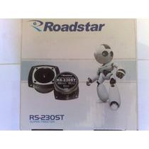 Super Tweeter Roadstar Rs-230st 100w Rms 3000w Pmpo - 8 Ohms