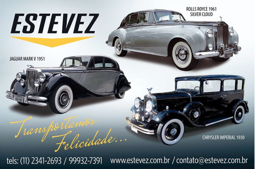 Aluguel De Carros Antigos E Rolls Royce Casamentos Noivas