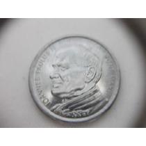 B.antigo-moeda Sacra Do Papa João Paulo Ii E N Sra Aparecida