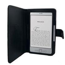 Capa Amazon Kindle 4 Estojo Alta Proteção E-book Couro Dust