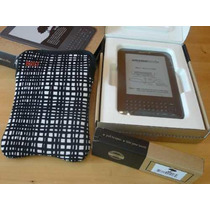 Amazon Kindle Novo + Case + Carregador