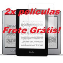 Frete Grátis! 2x Películas Kindle Paperwhite Modelos Tela 6