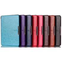 Case Luxo Kindle (7ºgeração), Capa Com Imã - Frete Grátis!!!
