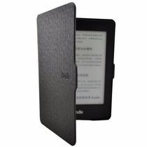Capa Hibernação Novo Amazon Kindle 7ª Geração + Película