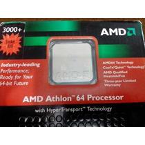Processador Amd Athlon 64 3000+ 1.8ghz/512kb L2 (socket 939)