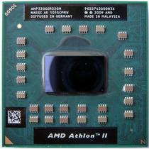Processador Amd Athlon Ii Dual Core Mobi P320 2.1ghz 3200mhz