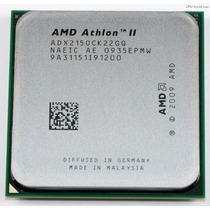 Amd Athlon Ii X2 215 2.7ghz Socket Am3/2+ Dual Core Garantia