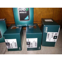 Athlon Ii 2 64 X2 270 3.4ghz Socket Am3 Dual Core Na Caixa!.