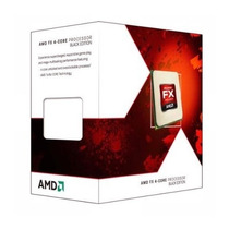 Processador Amd Fx-4300 X4 3.8ghz 8m Am3+ Box C/ Cooler 4300