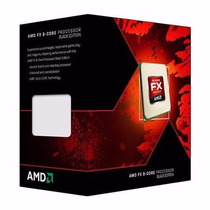 Proc. Amd X8 Fx-8320e Box Black Edt (am3+/3.2ghz/16mb/95w)