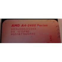 Processador Amd Fm1 A4 - 3400 Series