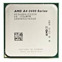 Processador Fm1 A4 3400 2.7ghz Com Amd Radeon Hd 6410d