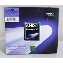 Processador Phenom X3 Amd 2.1ghz True Triple Core Design.