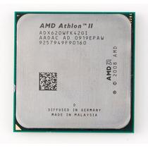 Athlon 2 Ii X4 620 Quad Core 2.6 Ghz Oem Com Garantia!.