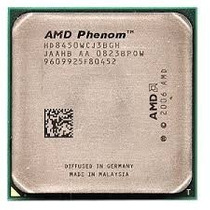 Cpu Amd Phenom X3 8450 Am2 Oem