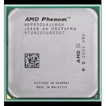 Processador Amd Phenom 9850 X4 Quad Core Am2+ Mais Cooler