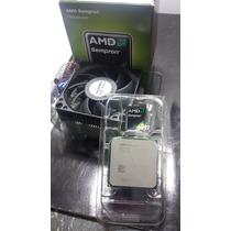 Processador Amd Sempron 145 Socket Am3 - 2.8ghz 1mb + Cooler