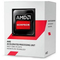 Oferta Processador Amd Sd3850jahmbox Sempron Núcleo/core 4