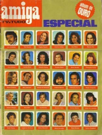 Roberto Carlos - Amiga - YouTube