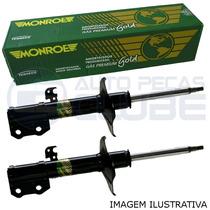 Par Amortecedores Traseiro Fiat Uno 1.5r 1.6r 89 A 92 Monroe